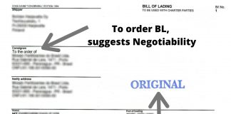 To Order BL