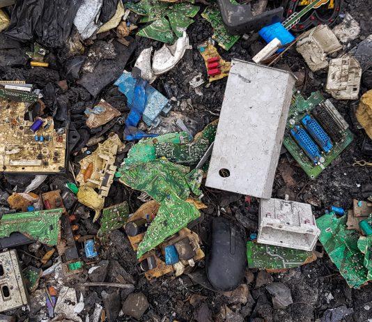 Waste Landfill
