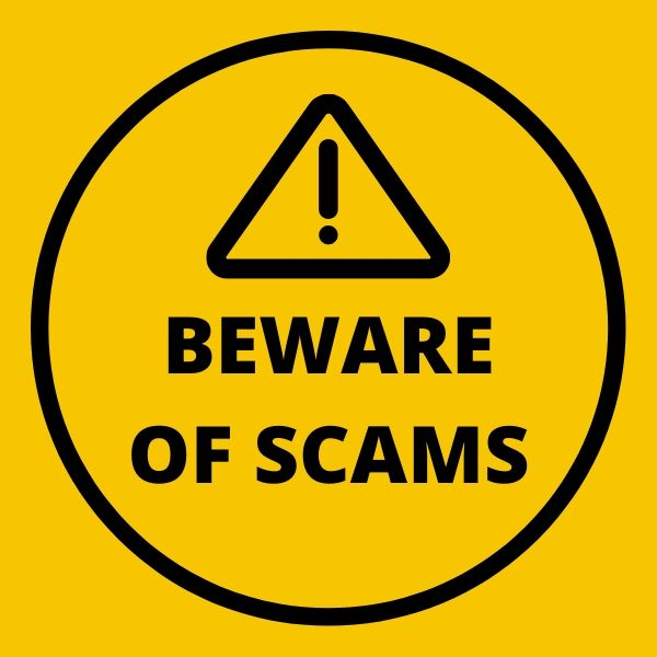 Beware of HBL Scams