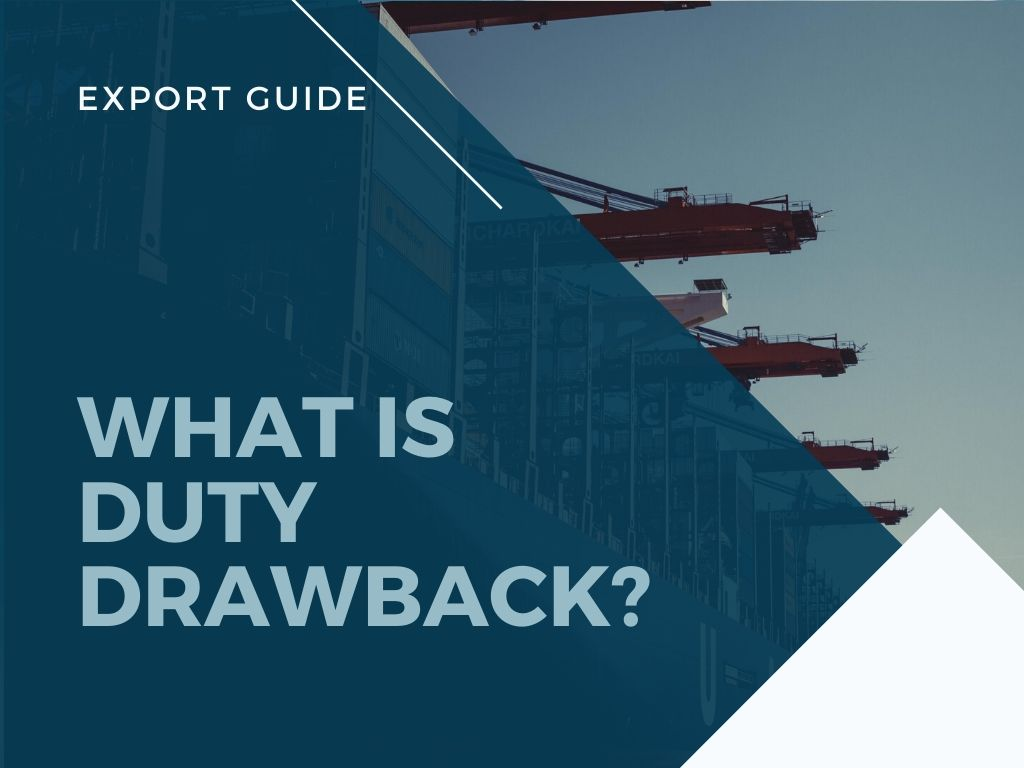 What is Duty Drawback