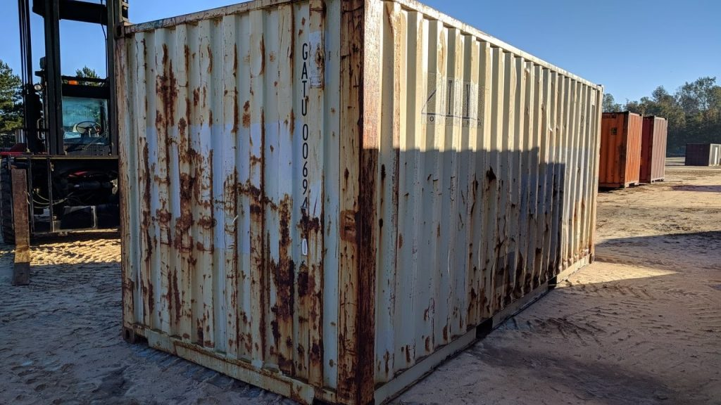 Request Seaworthy Container in Booking Confirmation